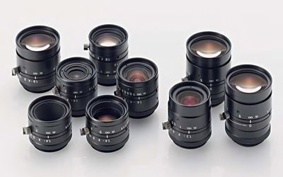 Machine Vision Lenses & Filters